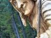 die Sammlerin Gesicht
