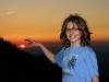 windbohrer, der Griff zur Sonne, Tabea, Sonnenwende 21. Juni 2008