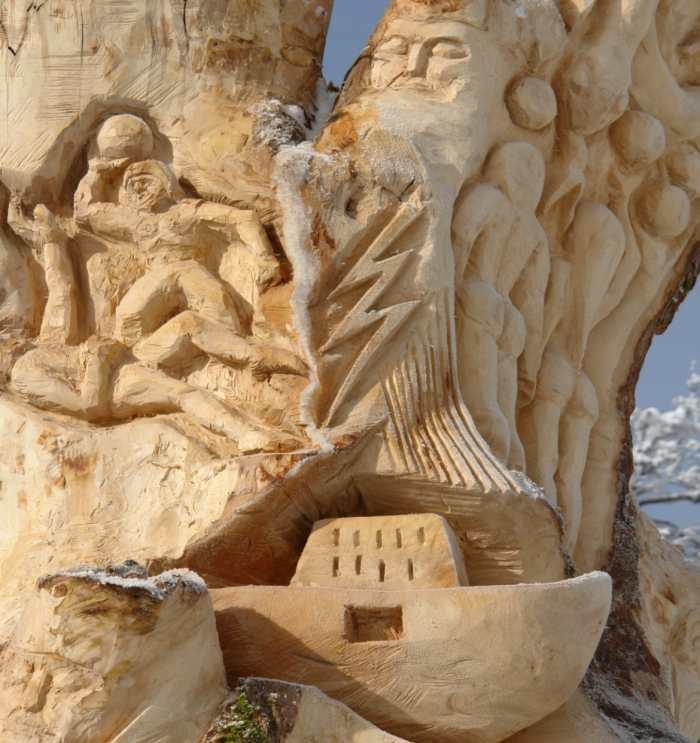 Baum der Erkenntnis, Kain und Abel, Arche Noah, thomas rees