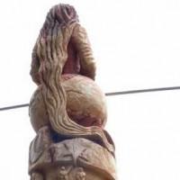 Baum der Weisheit - die Haare