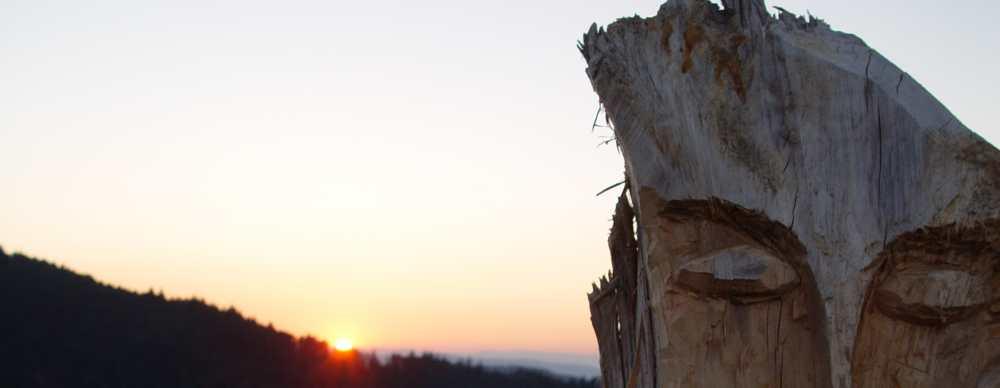 Sonnenuntergang Kamelberg