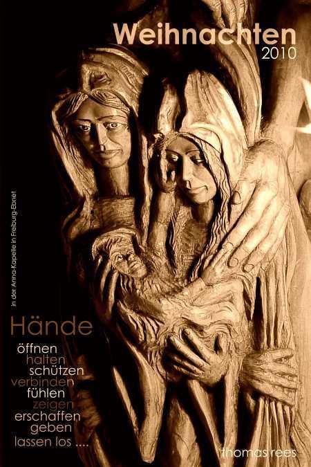 Weihnachten 2010 , Anna-Kapelle, Freiburg-Ebnet, thomas rees