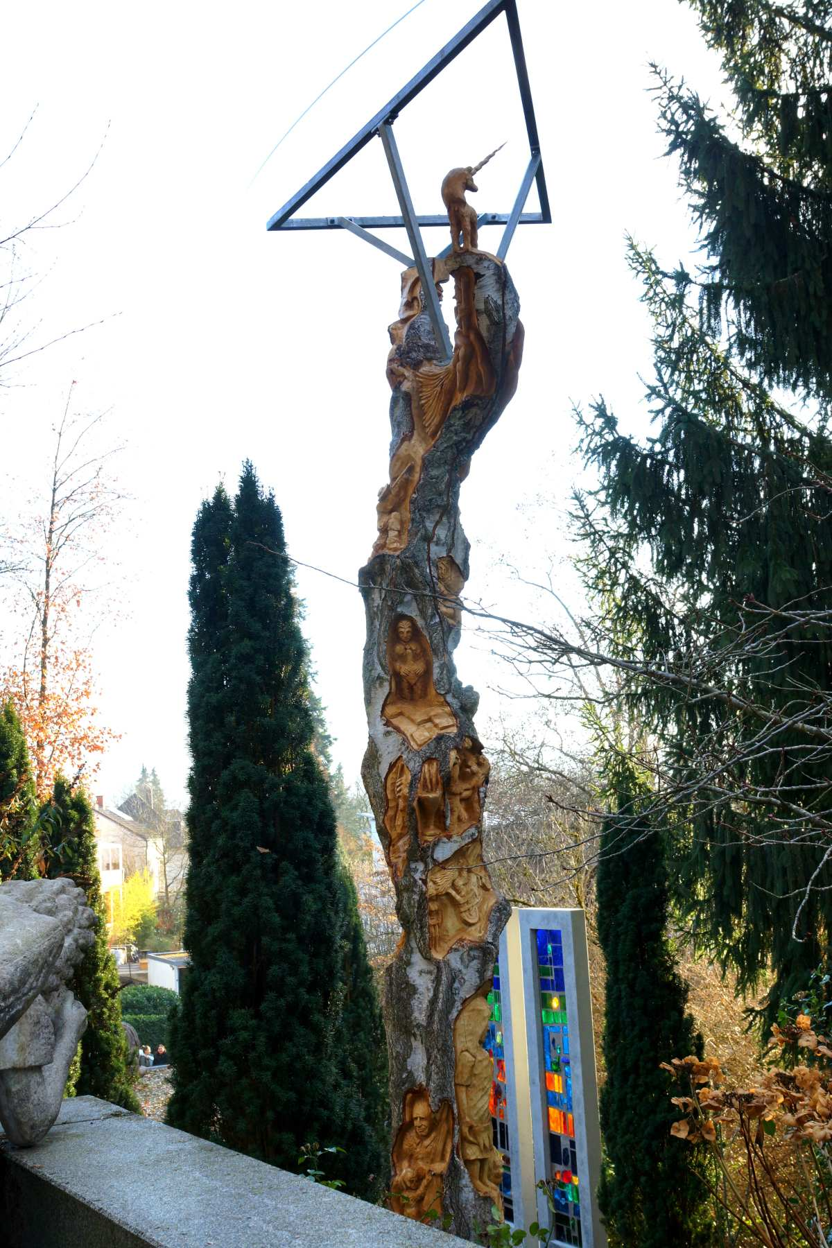 Lebensbaum, thomas rees