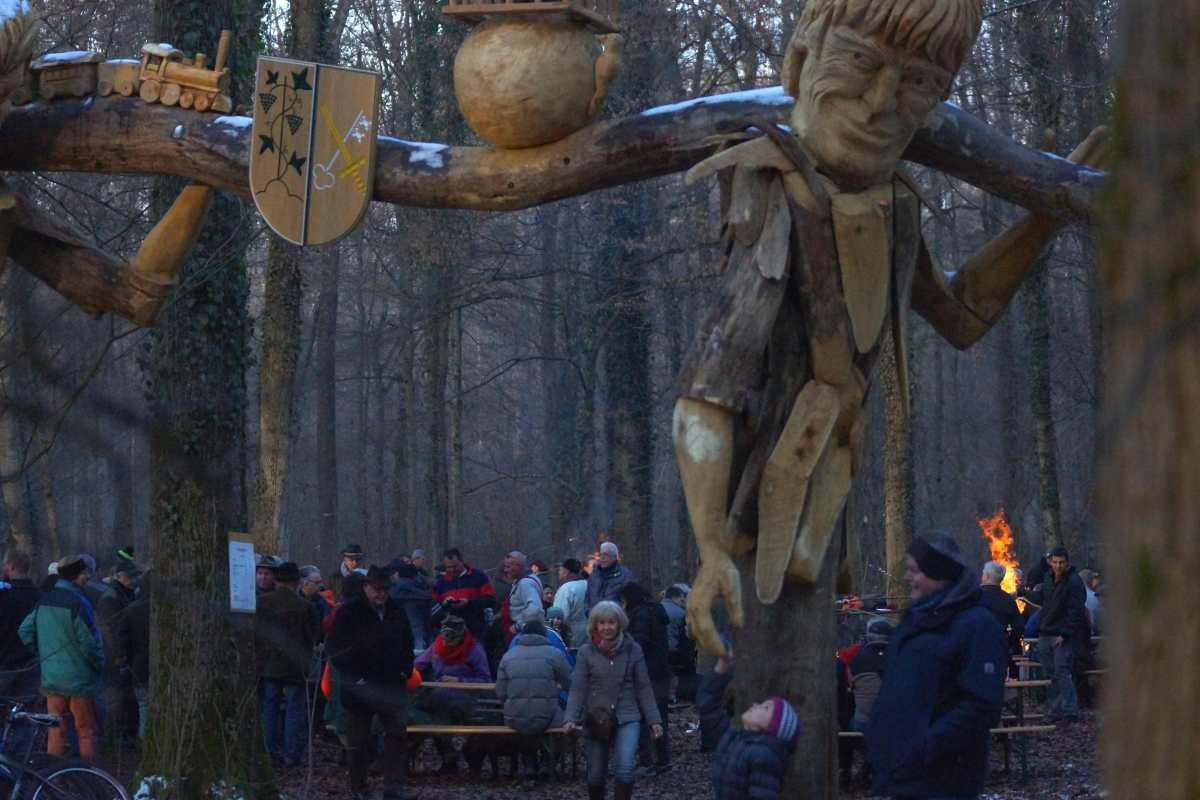 Waldtor, Holzversteigerungsfest, thomas rees 15