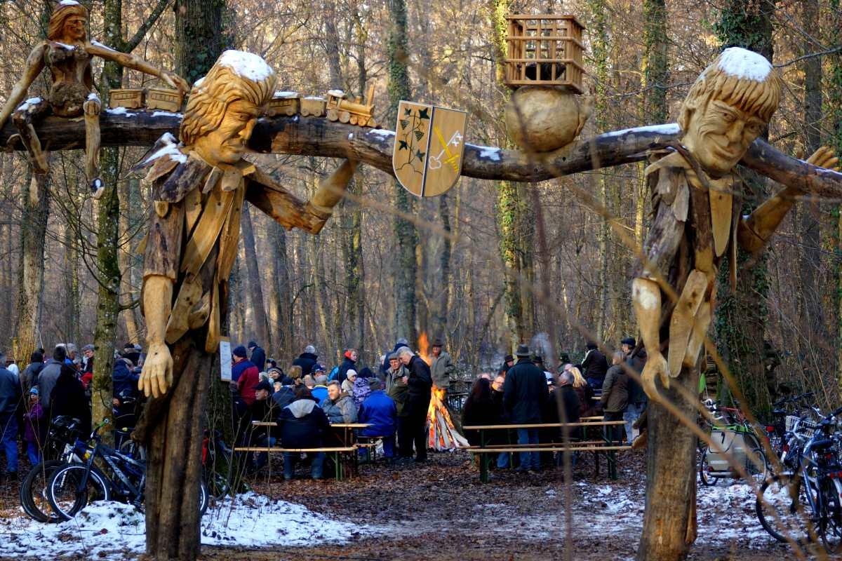 Waldtor, Holzversteigerungsfest, thomas rees 28