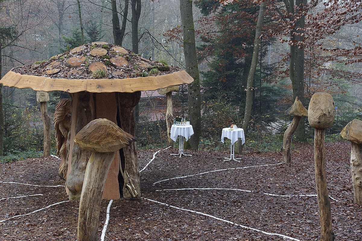 Mycelium, Einweihung, thomas rees 28