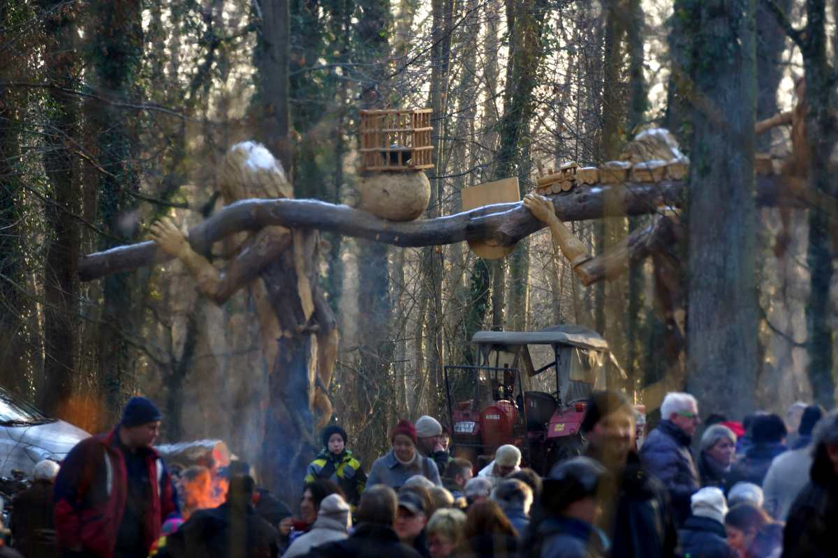 Waldtor, Holzversteigerungsfest, thomas rees 02