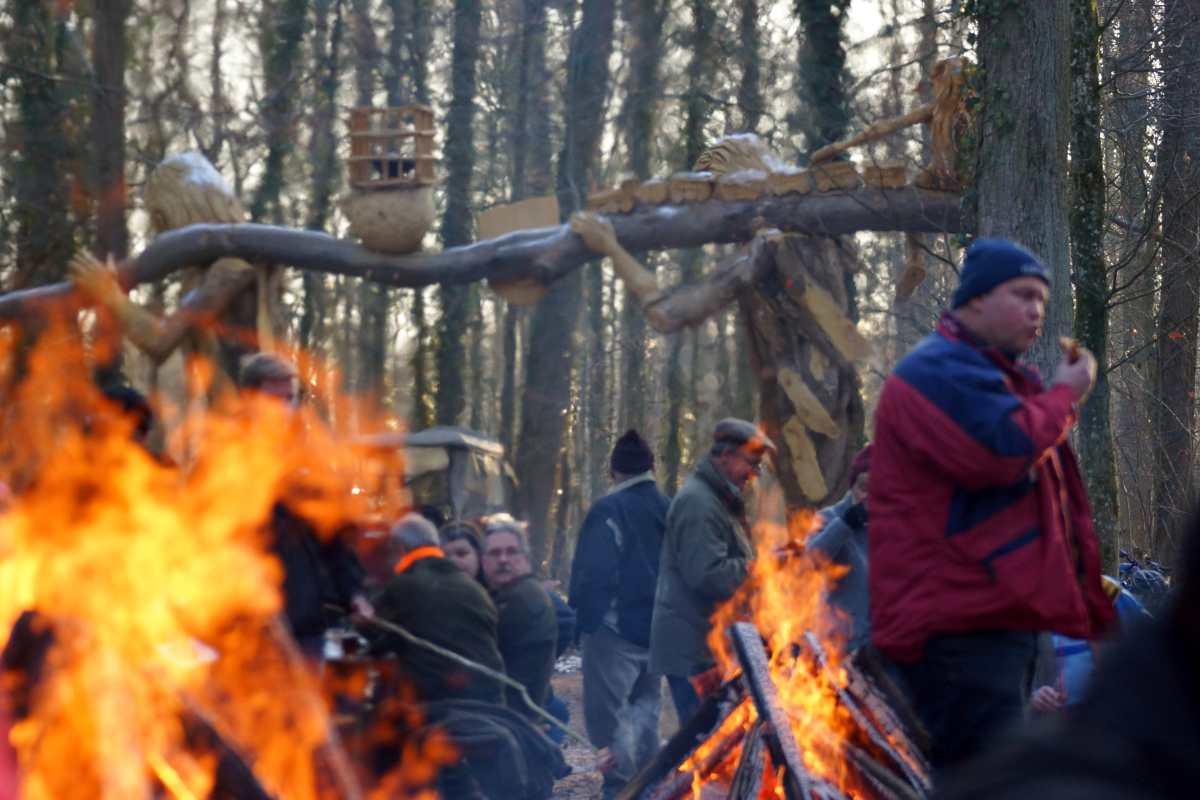 Waldtor, Holzversteigerungsfest, thomas rees 10