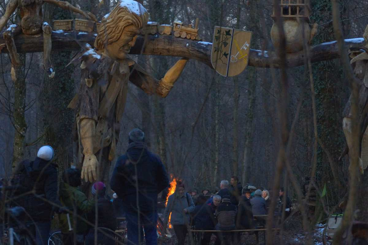 Waldtor, Holzversteigerungsfest, thomas rees 13